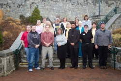 2012 15-Year Service Awardees