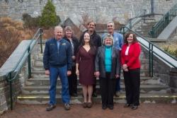 2012 25-Year Service Awardees