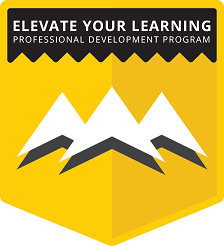 Elevate Your Learning Badge