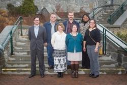 2012 10-Year Service Awardees