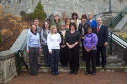 2012 20-Year Service Awardees