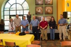 Staff Appreciation Breakfast 2016